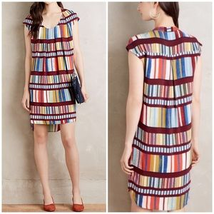 Maeve Anthropologie Au Revior Dress 4 geometric